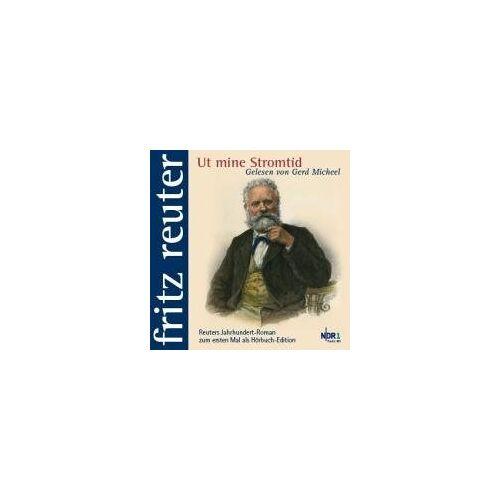 Fritz Reuter - Ut mine Stromtid: Fritz Reuter gelesen von Gerd Micheel (11 CDs) - Preis vom 25.02.2021 06:08:03 h
