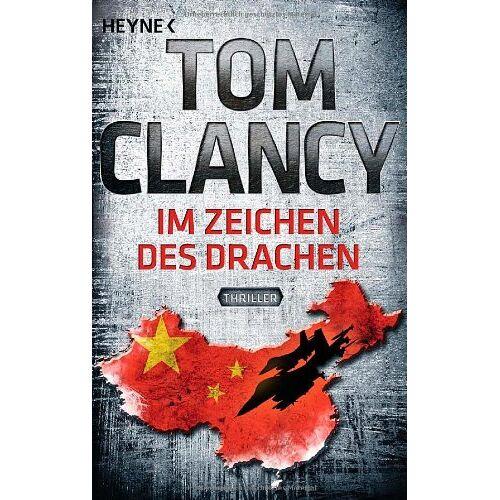 Tom Clancy - Im Zeichen des Drachen: Thriller - Preis vom 21.10.2020 04:49:09 h