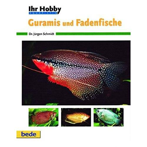 Jürgen Schmidt - Guramis und Fadenfische, Ihr Hobby - Preis vom 14.05.2021 04:51:20 h
