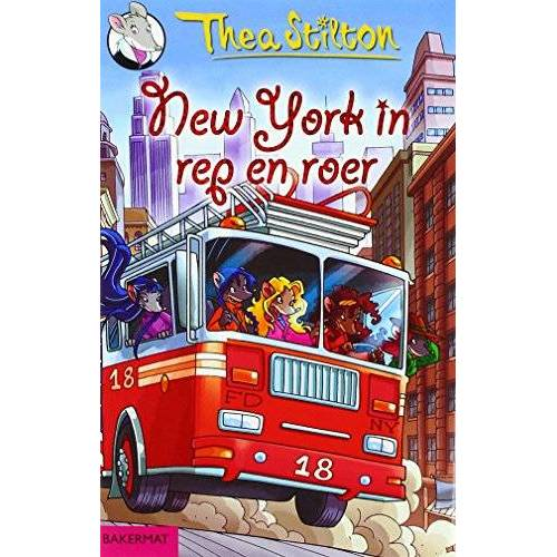 Thea Stilton - 9 New York in rep en roer (Thea Stilton) - Preis vom 16.01.2021 06:04:45 h