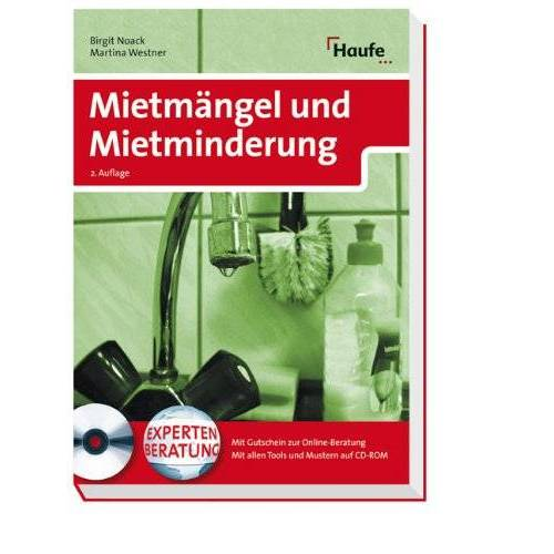 Birgit Noack - Mietmängel und Mietminderung - Preis vom 06.05.2021 04:54:26 h