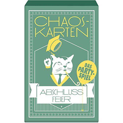 Jan Simmerl - Chaoskarten: Abschlussfeier - Das Partyspiel - Preis vom 05.04.2020 05:00:47 h