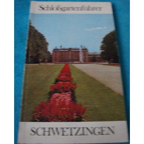 - Schwetzinger Schlossgarten. Schlossgartenführer Schwetzingen - Preis vom 20.10.2020 04:55:35 h