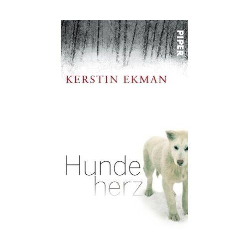 Kerstin Ekman - Hundeherz - Preis vom 19.01.2020 06:04:52 h