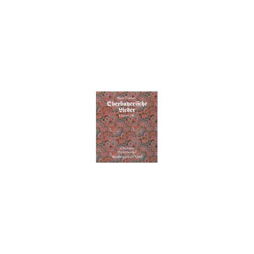 Wastl Fanderl - Oberbayerische Lieder - Preis vom 05.05.2021 04:54:13 h