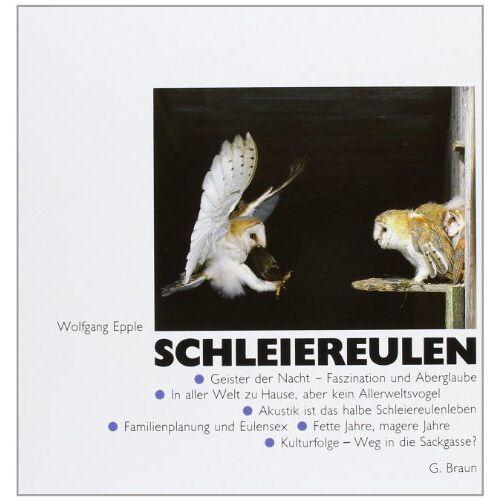 Wolfgang Epple - Schleiereulen - Preis vom 18.10.2020 04:52:00 h