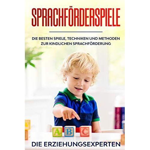 Die Erziehungsexperten - Sprachförderspiele: Die besten Spiele, Techniken und Methoden zur kindlichen Sprachförderung - Preis vom 08.05.2021 04:52:27 h