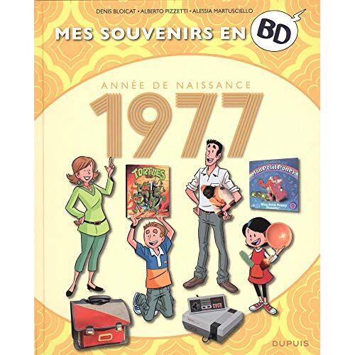 - Mes souvenirs en BD - 1977 (MES SOUVENIRS EN BD (38)) - Preis vom 20.10.2020 04:55:35 h