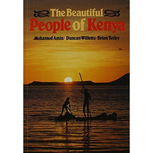 Brian Tetley - The Beautiful People of Kenya - Preis vom 16.05.2021 04:43:40 h