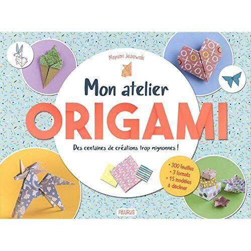 - Mon atelier origami (MES ORIGAMIS) - Preis vom 24.01.2021 06:07:55 h