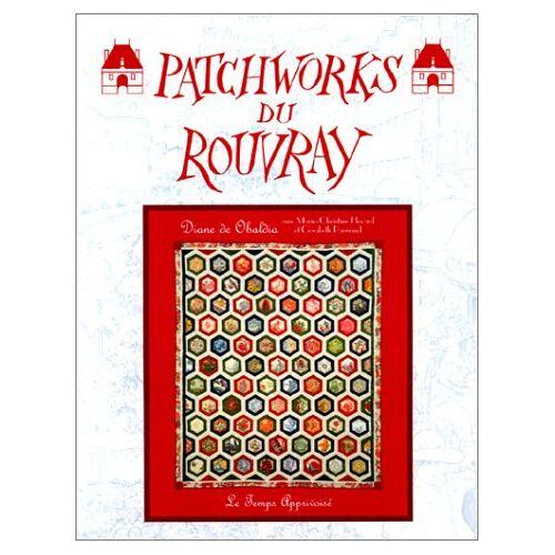 Obaldia, Flocard de - Patchworks du rouvray (Patchwork et Ap) - Preis vom 04.04.2020 04:53:55 h