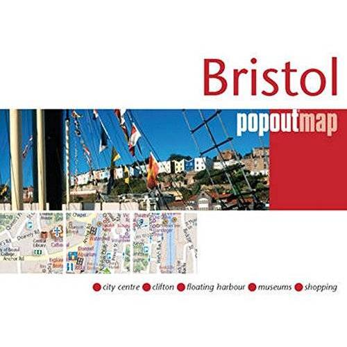 Popout Maps - Bristol PopOut Map (Popout Maps) - Preis vom 06.09.2020 04:54:28 h