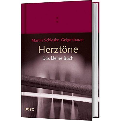 Martin Schleske - Herztöne - Das kleine Buch: Das kleine Buch - Preis vom 01.03.2021 06:00:22 h