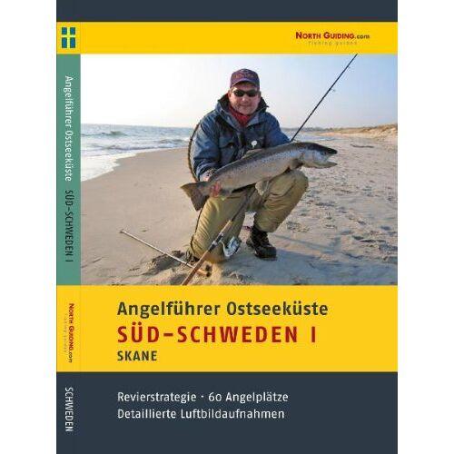Michael Zeman - Angelführer Südschweden I - 60 Angelplätze mit Luftbildaufnahmen und GPS-Punkten - Preis vom 20.10.2020 04:55:35 h