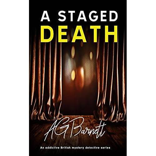 A.G. Barnett - A Staged Death (A Brock & Poole Mystery, Band 2) - Preis vom 04.10.2020 04:46:22 h