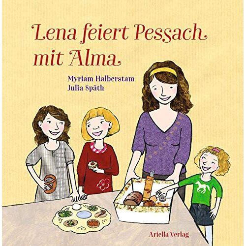 Myriam Halberstam - Lena feiert Pessach mit Alma - Preis vom 18.04.2021 04:52:10 h