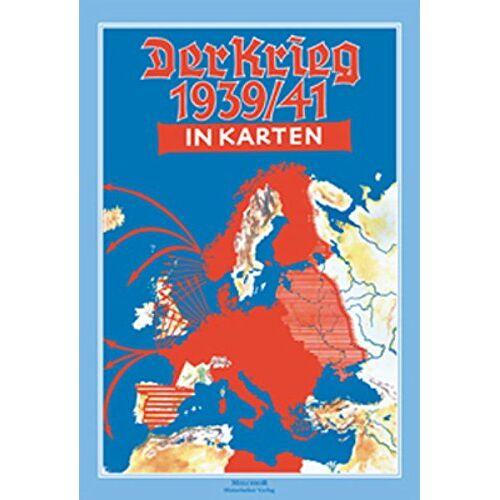 Giselher Wirsing - Der Krieg 1939/41 in Karten - Preis vom 20.10.2020 04:55:35 h