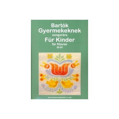 - Fuer Kinder 3-4. Klavier - Preis vom 13.05.2021 04:51:36 h