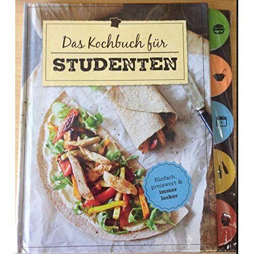 Susanne Gärtner - Das Kochbuch für Studenten - Preis vom 05.03.2021 05:56:49 h