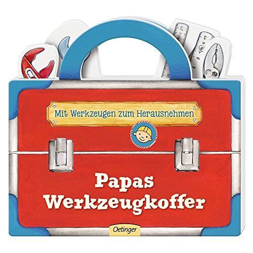 - Papas Werkzeugkoffer: Mit Werkzeugen zum Herausnehmen - Preis vom 23.01.2020 06:02:57 h