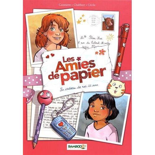 - Les amies de papier, Tome 1 : Le cadeau de nos 11 ans - Preis vom 07.09.2020 04:53:03 h