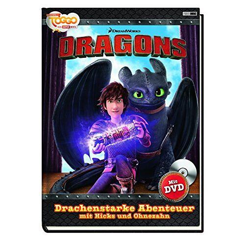 - Dragons. Drachenstarke Abenteuer mit Hicks und Ohnezahn: Buch mit DVD - Preis vom 26.01.2020 05:58:29 h