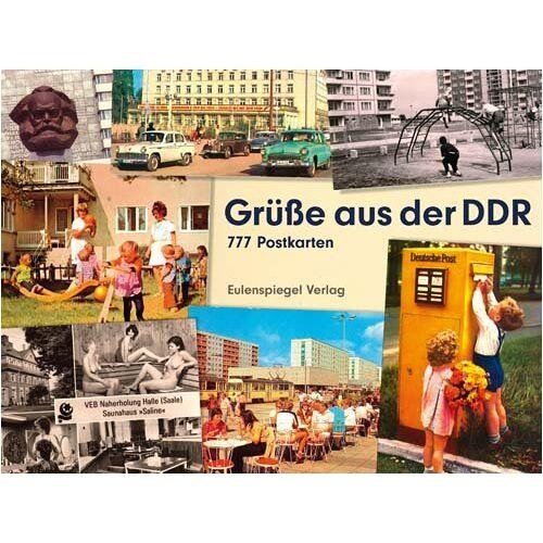 Jürgen Hartwig - Grüße aus der DDR - 777 Postkarten - Preis vom 03.09.2020 04:54:11 h