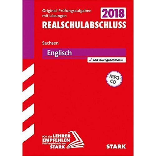- Abschlussprüfung Oberschule Sachsen - Englisch Realschulabschluss - Preis vom 21.04.2021 04:48:01 h