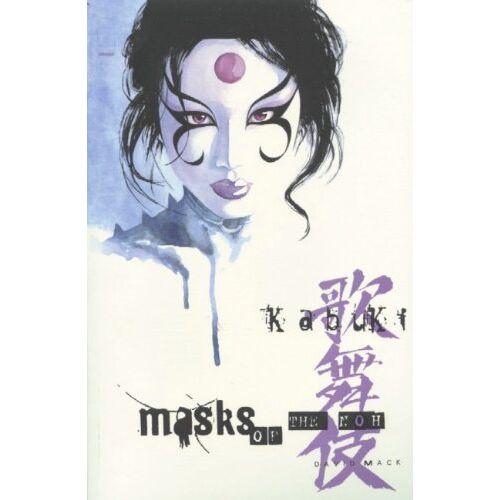 David Mack - Kabuki Volume 3: Masks of the Noh: Masks of the Noh v. 3 - Preis vom 05.09.2020 04:49:05 h