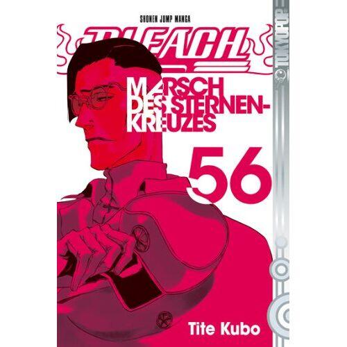 Tite Kubo - Bleach 56: Marsch des Sternenkreuzes - Preis vom 16.04.2021 04:54:32 h