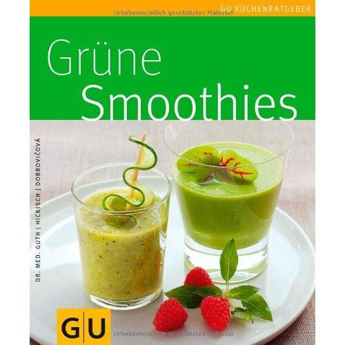 Christian Guth - Grüne Smoothies (GU Küchenratgeber Relaunch 2006) - Preis vom 11.11.2019 06:01:23 h
