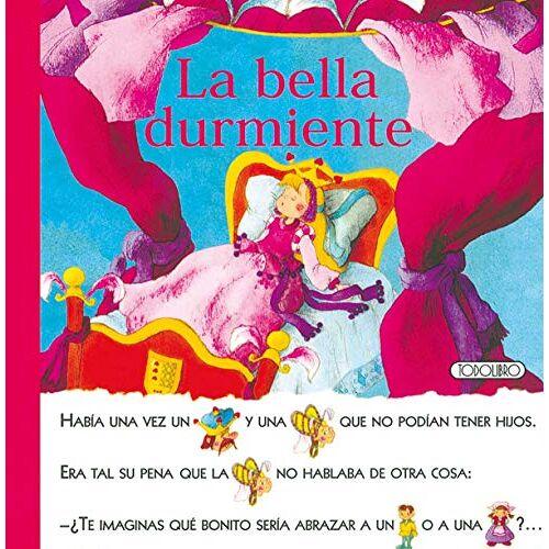 Equipo Todolibro - La bella durmiente (pictogramas) (Pictogramas con...) - Preis vom 28.02.2021 06:03:40 h