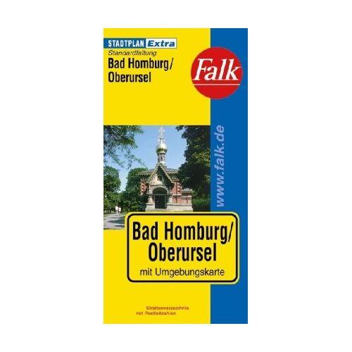 - Falk Stadtplan Extra Standardfaltung Bad Homburg / Oberursel - Preis vom 05.03.2021 05:56:49 h