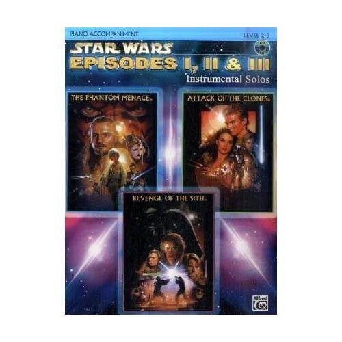 - Star Wars - Episodes I, II & III (Piano Accompaniment) - Preis vom 05.05.2021 04:54:13 h
