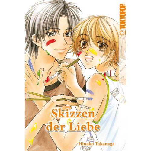 Hinako Takanaga - Skizzen der Liebe - Preis vom 25.01.2020 05:58:48 h