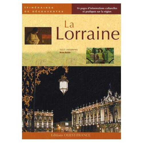 Bruno Barbier - La Lorraine - Preis vom 28.02.2021 06:03:40 h