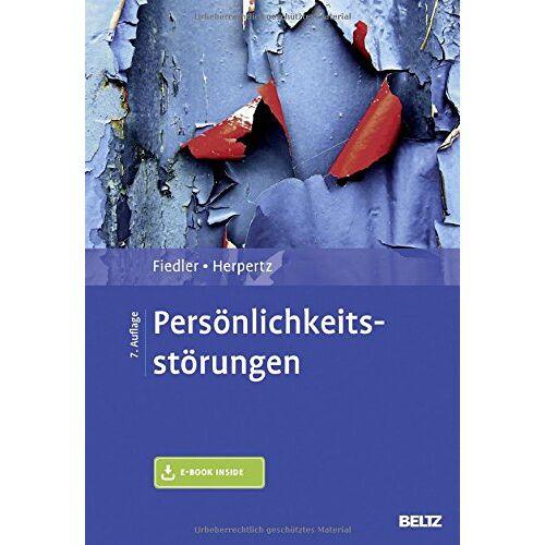 Peter Fiedler - Persönlichkeitsstörungen: Mit E-Book inside - Preis vom 25.10.2020 05:48:23 h