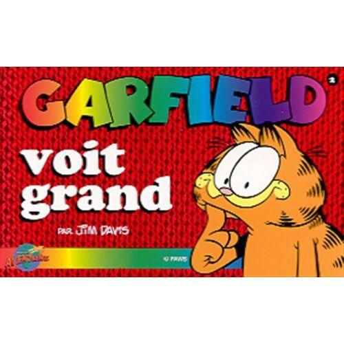 Davis - Garfield: Garfield Voit Grand (BD Garfield (P.) - Preis vom 20.10.2020 04:55:35 h