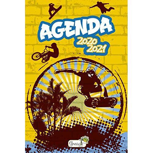 - Agenda garçons 2020-2021 (Mon agenda) - Preis vom 06.09.2020 04:54:28 h
