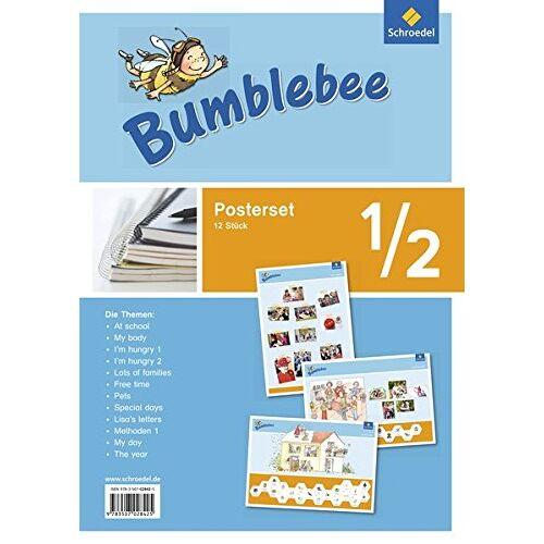 - Bumblebee 1 - 4: Bumblebee - Ausgabe 2015: Posterset 1 / 2 - Preis vom 05.03.2021 05:56:49 h