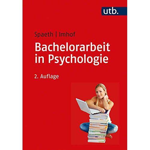Tatjana Spaeth-Hilbert - Bachelorarbeit in Psychologie - Preis vom 14.04.2021 04:53:30 h
