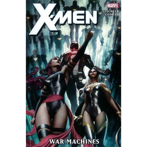 Victor Girschler - X-Men: War Machines - Preis vom 21.10.2020 04:49:09 h