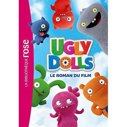 - UglyDolls - Le roman du film (Ugly Dolls (0)) - Preis vom 27.02.2021 06:04:24 h