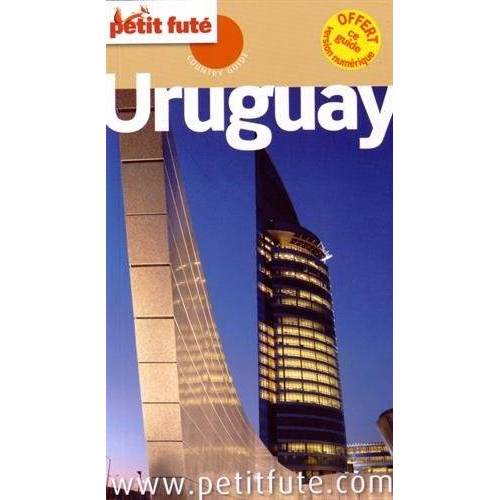 Petit Futé - Petit Futé Uruguay - Preis vom 21.10.2020 04:49:09 h