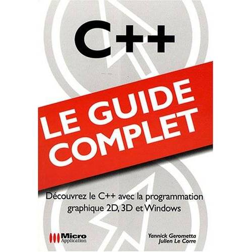 Yannick Gérometta - C++ - Preis vom 04.04.2020 04:53:55 h