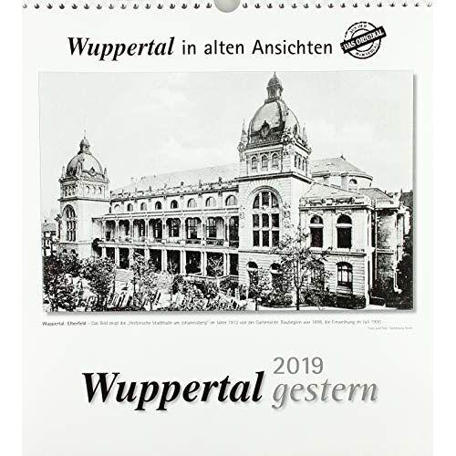 - Wuppertal gestern 2019: Wuppertal in alten Ansichten - Preis vom 20.10.2020 04:55:35 h