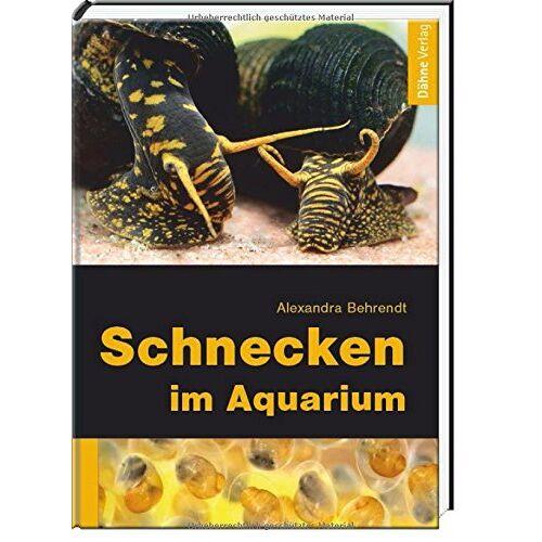 Alexandra Behrendt - Schnecken im Aquarium - Preis vom 12.05.2021 04:50:50 h
