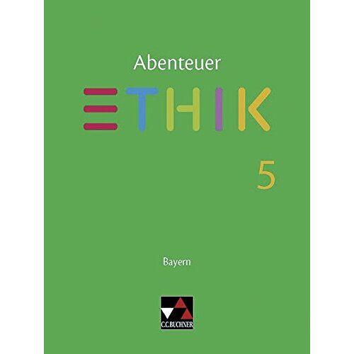 Johannes Hönig - Abenteuer Ethik - Realschule Bayern / Abenteuer Ethik Bayern Realschule 5: Unterrichtswerk für Ethik an Realschulen - Preis vom 27.02.2021 06:04:24 h