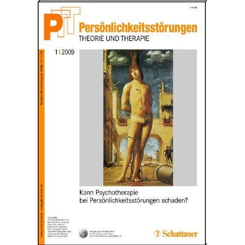 Kernberg, Otto F. - Persönlichkeitsstörungen PTT / Kann Psychotherapie bei Persönlichkeitsstörungen schaden?: Bd. 1/2009 - Preis vom 25.10.2020 05:48:23 h