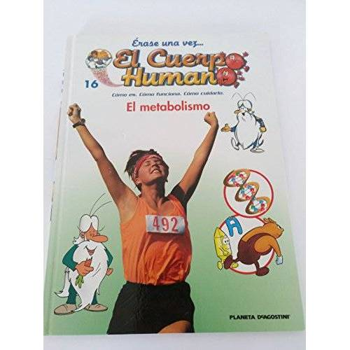 - El Metabolismo - Preis vom 07.05.2021 04:52:30 h